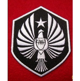 Pacific Rim Ppdc Pan Pacific Defense Corps Embroidery Iron On Patch