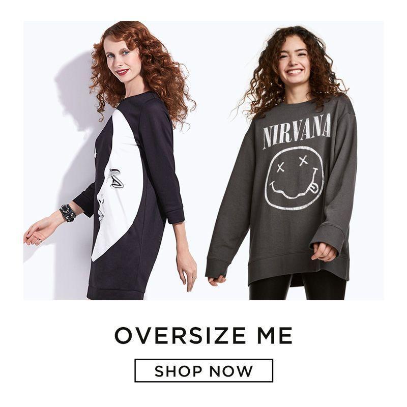 Oversize Me