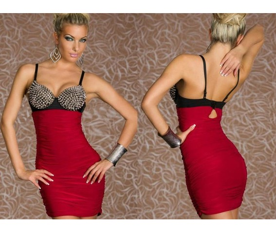 silver_spiked_bra_top_black_red_bodycon_minidress_dresses_2.JPG