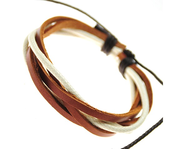 brown_and_white_conjoined_bracelet_bracelets_2.jpg
