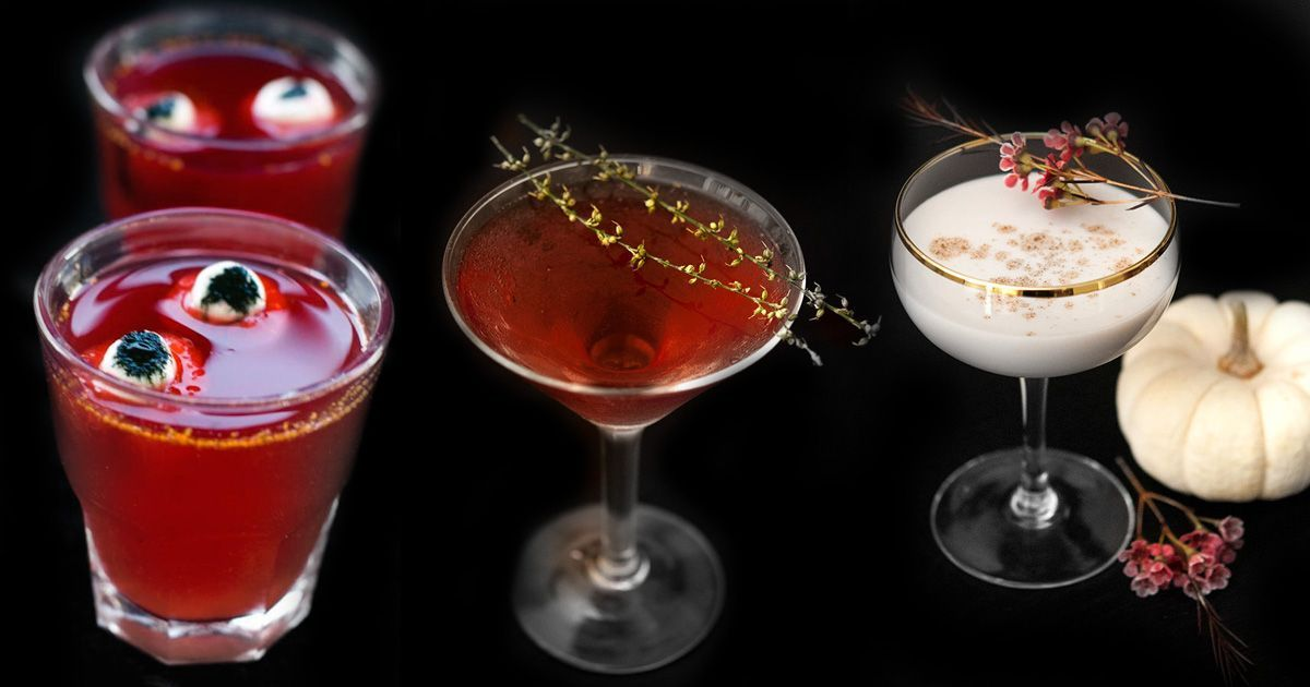 Give Thanks For These Tasty Drinks