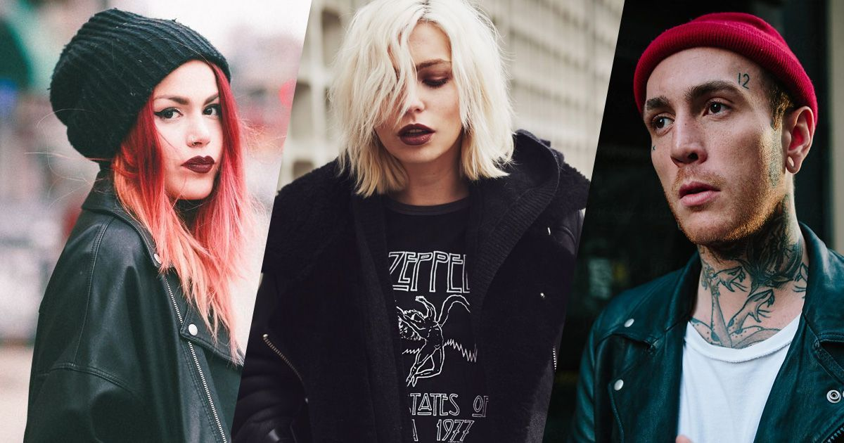 The Modern Punk's Guide to 'Wearing it Well' This Season