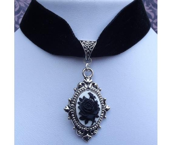 gothic_victorian_steampunk_black_velvet_black_rose_cameo_choker_necklaces_2.jpg
