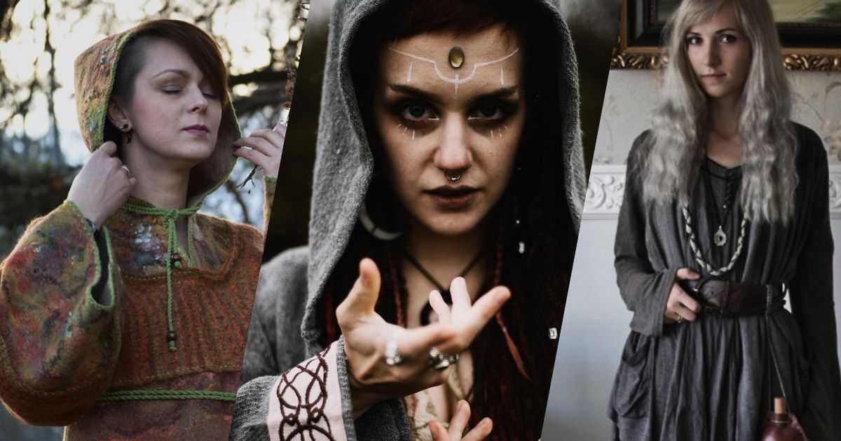 Witchy Wonderland: How to Add A Pagan Touch To Your Winter Wardrobe