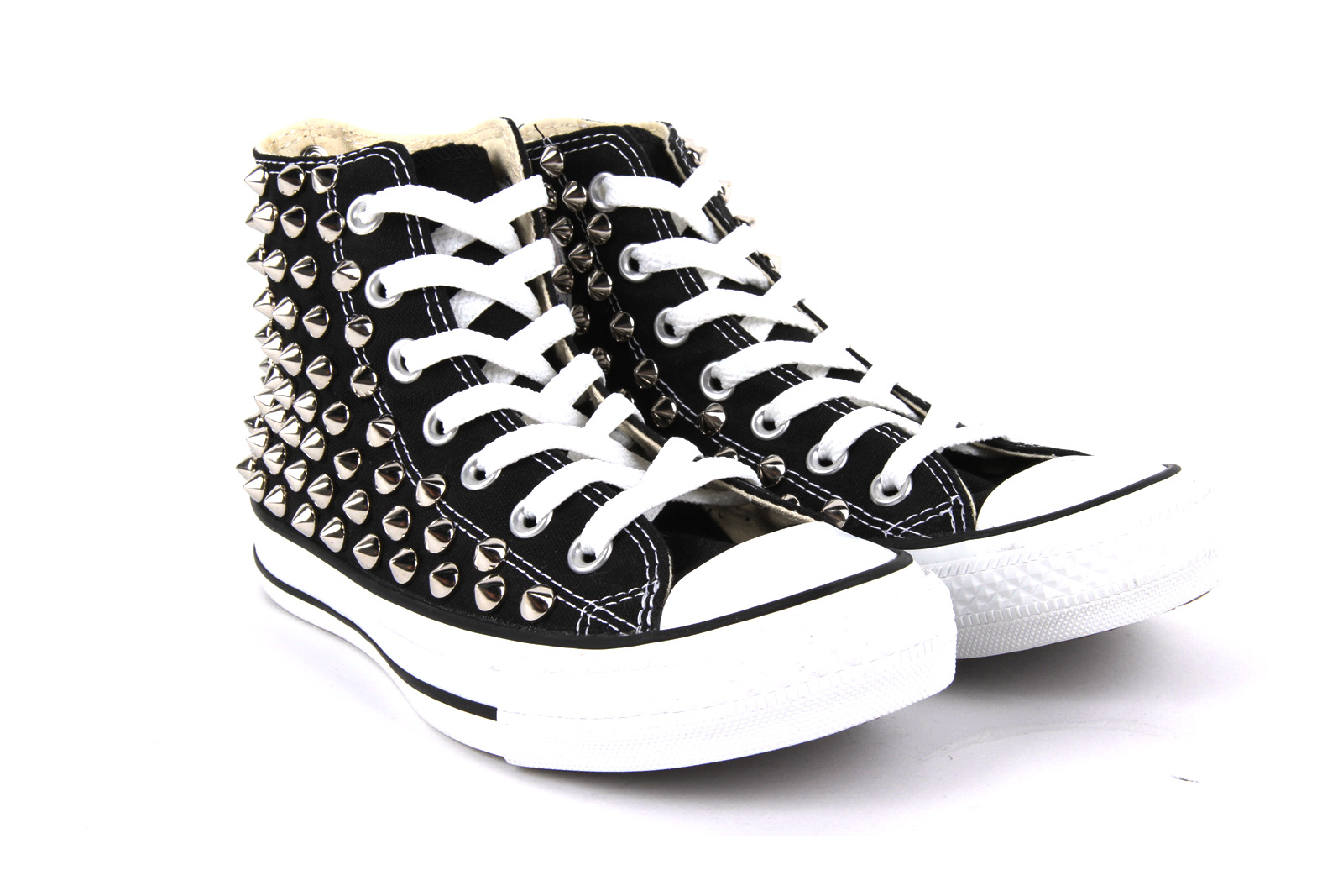 Spiked Shoes Women