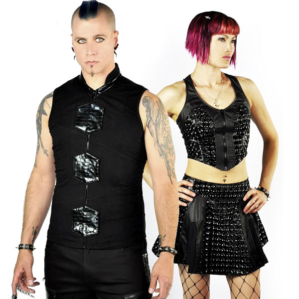 Cyberpunk Fashion: Buy Cyberpunk Clothing and Outfits Now at RebelsMarket