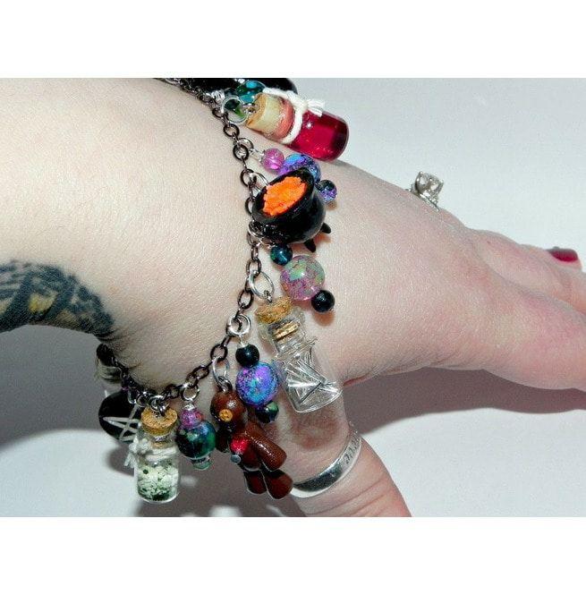 Glowing Voodoo Priestess Bracelet