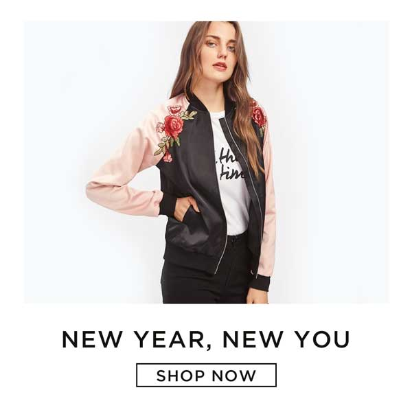 New Year, New You (women)