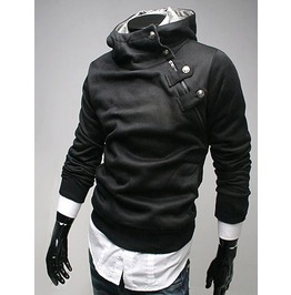Black Unisex Assassin Creed Inspired Hoodie/Sweatshirt Sh24