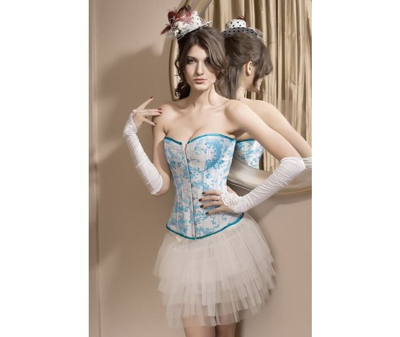 sexy_blue_floral_bustier_corset_bustiers_and_corsets_4.JPG
