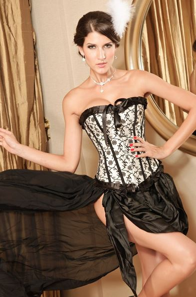 sexy_pleated_trim_ribbon_bustier_corset_bustiers_and_corsets_6.JPG