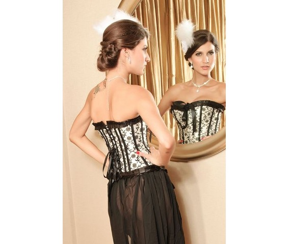 sexy_pleated_trim_ribbon_bustier_corset_bustiers_and_corsets_5.JPG