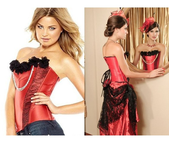 sexy_black_flower_bustier_corset_bustiers_and_corsets_5.JPG