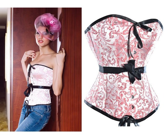 sexy_soft_pink_floral_bustier_corset_bustiers_and_corsets_4.JPG