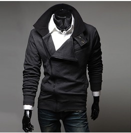 Jacket Ss2132 H Color : Charcoal