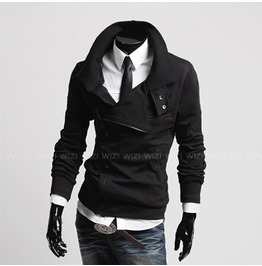 Jacket Ss2132 H Color : Black