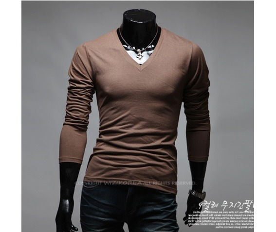 v_neck_long_sleeve_tee_nkr167_t_color_brown_tees_4.jpg