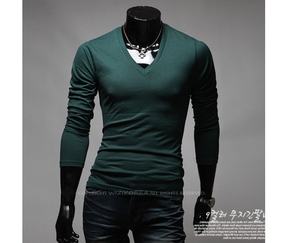 v_neck_long_sleeve_tee_nkr167_t_color_green_tees_4.jpg