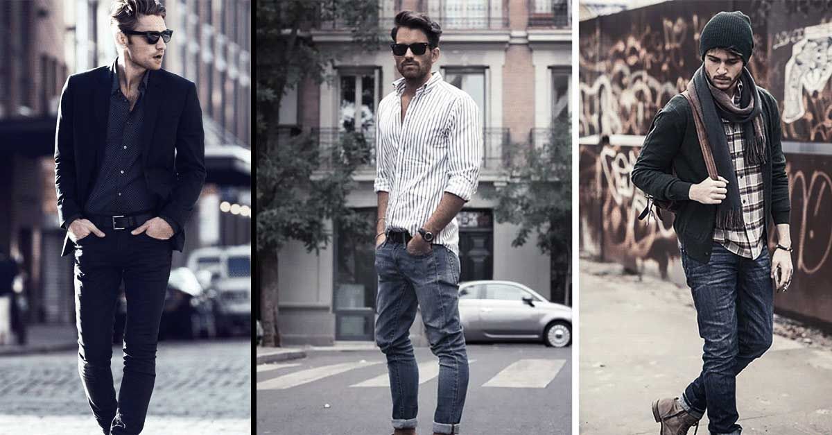 The Biggest Mistakes Men Make When Styling Skinny Jeans