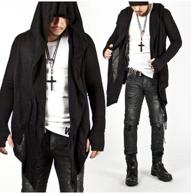 Avant Garde Super Unique Assassin Creed Hoodie Cardigan Rebelsmarket