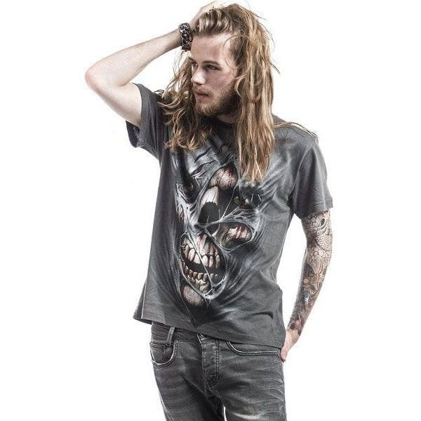 103d2882a11 Shop Edgy Men Clothing at RebelsMarket - T-shirts