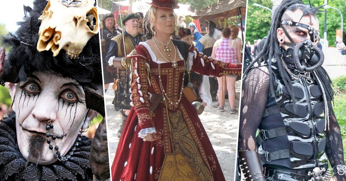 Wearing A Costume To A Festival This Year? Read This First!