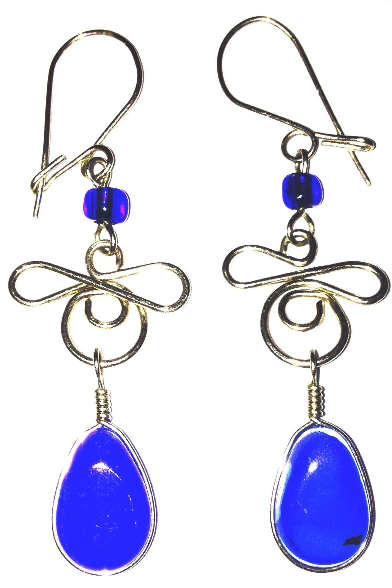 gorgeous_hand_crafted_tibetian_silver_blue_glass_earrings_teardrop_design_earrings_2.jpg