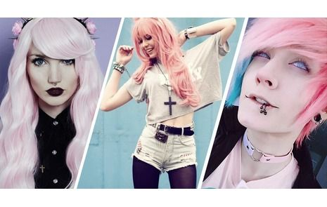 How To Be A Pastel Goth : A Step-By-Step Guide