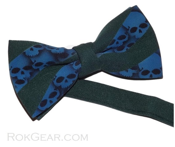 mens_skull_bow_tie_hunter_green_blue_adjustable_collar_band_bow_tie_ties_and_neckwear_4.jpg