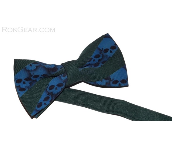 mens_skull_bow_tie_hunter_green_blue_adjustable_collar_band_bow_tie_ties_and_neckwear_3.jpg