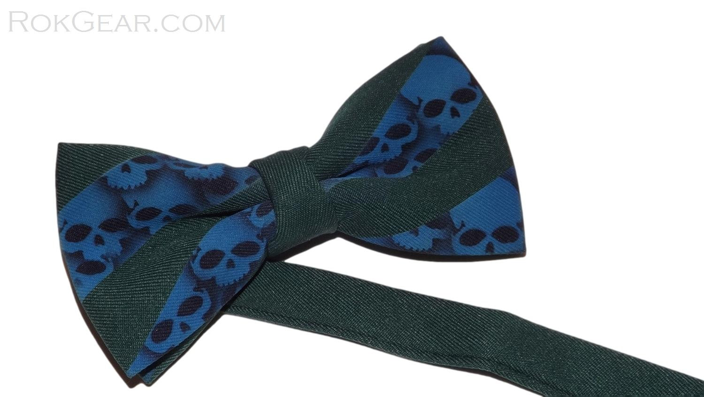 mens_skull_bow_tie_hunter_green_blue_adjustable_collar_band_bow_tie_ties_and_neckwear_3.jpg