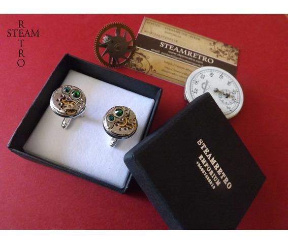 gift_boxed_mens_steampunk_steampunk_cufflinks_green_16mm_round_vintage_chaika_watch_movements_vintage_upcycled_mens_cuff_links_cufflinks_5.jpg