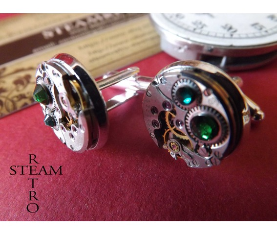 gift_boxed_mens_steampunk_steampunk_cufflinks_green_16mm_round_vintage_chaika_watch_movements_vintage_upcycled_mens_cuff_links_cufflinks_4.jpg