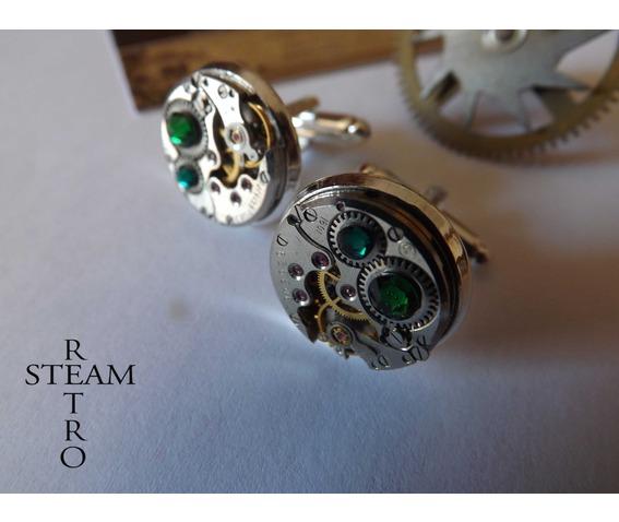 gift_boxed_mens_steampunk_steampunk_cufflinks_green_16mm_round_vintage_chaika_watch_movements_vintage_upcycled_mens_cuff_links_cufflinks_3.jpg