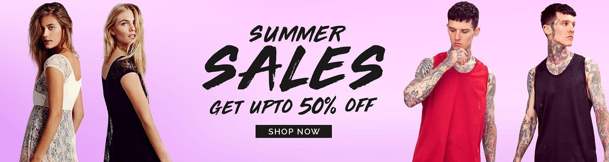Rebelsmarket end of summer sale
