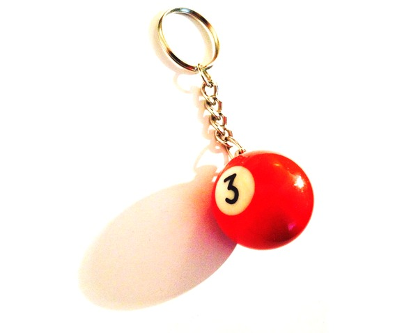 super_cool_miniature_snooker_ball_keyring_no_3_red_keychains_2.jpg