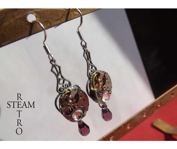 steampunk_amethyst_art_nouveau_watch_movement_earrings_steampunk_earrings_earrings_steampunk_jewelry_earrings_2.jpg
