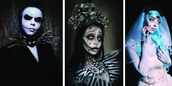 Amazing Alternative Halloween Costumes - Tim Burton Edition