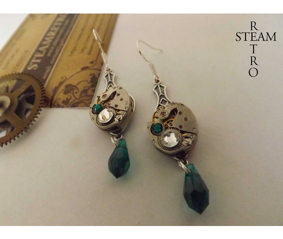 steampunk_emerald_art_nouveau_watch_movement_earrings_steampunk_earrings_earrings_steampunk_jewelry_earrings_4.jpg