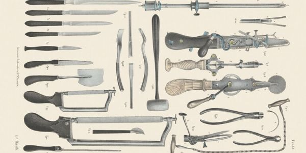 8 Terrifying Steampunk Inspired Medical Instruments!