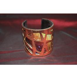 Golden Cosmos Bracelet