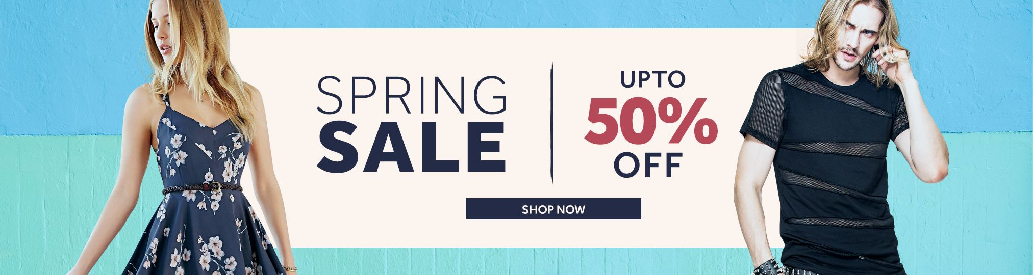 1 spring sale banner desktop compressor