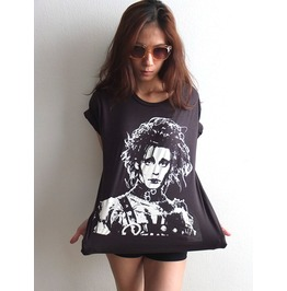 Johnny Depp Movie Film Rock T Shirt M