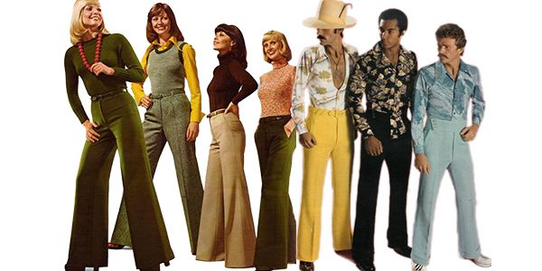 1970s Fashion Trends: How to Recreate A 1970s Look