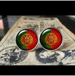 Portugal Flags World Collection Fifa World Cup Cuff Links Men,Weddings,Groomsmen,Grooms,Dads,Gifts