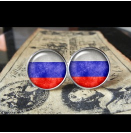 Russia Flags World Collection Fifa World Cup Cuff Links Men,Weddings,Groomsmen,Grooms,Dads,Gifts