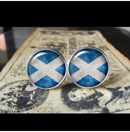 Scotland Flags World Collection Fifa World Cup Cuff Links Men,Weddings,Groomsmen,Grooms,Dads,Gifts