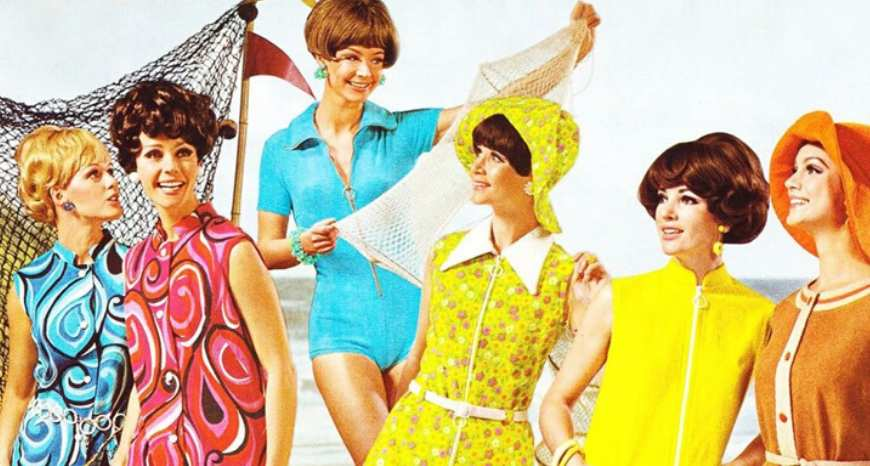 1960s Fashion Trends: How to Recreate A 1960s Look