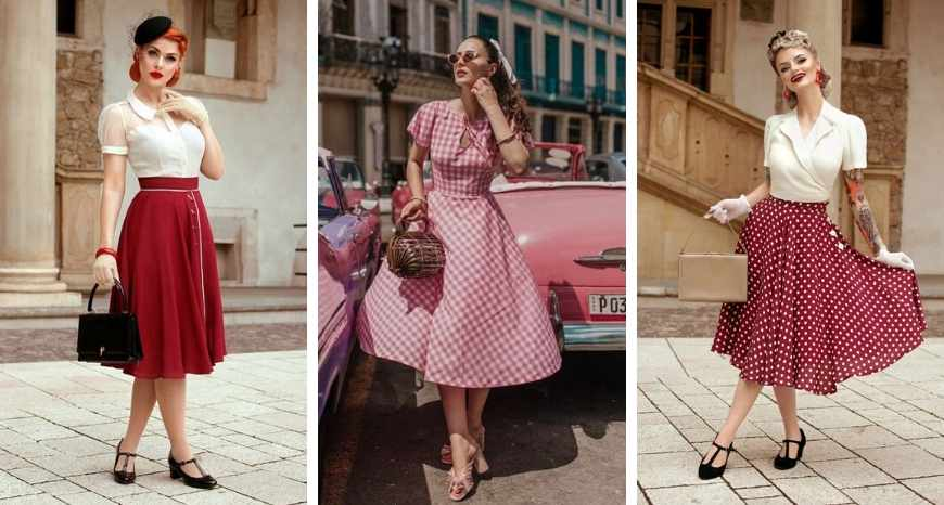 All About 40s Fashion: How to Recreate A 1940s Look