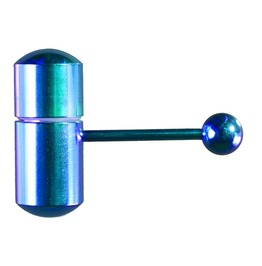 BODY JEWELRY barbell tongue ring